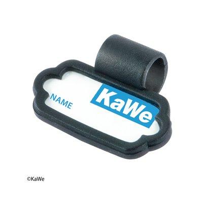 Namensschild für KaWe-Stethoskope | Praxis-Partner.de